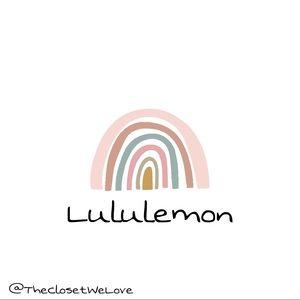 Lululemon items